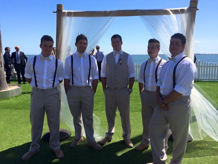 The Boys at Riva